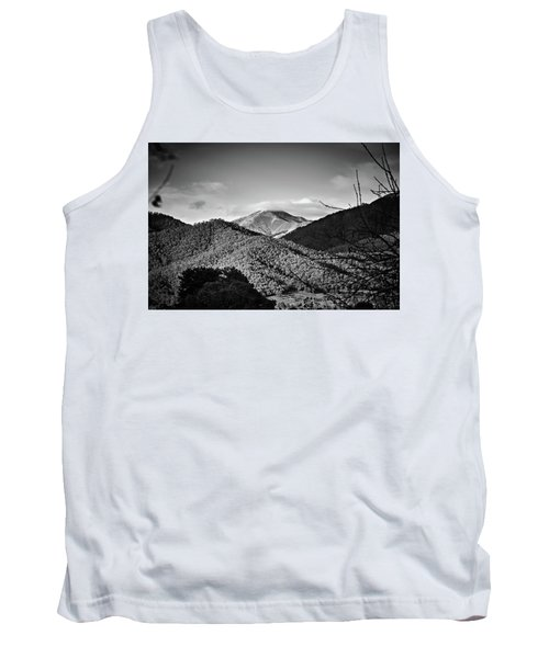 Feathertop Tank Top by Mark Lucey