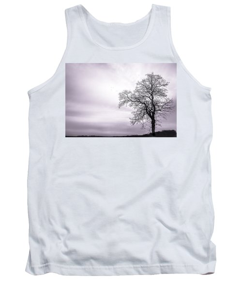 February Morning Tank Top by Wayne King