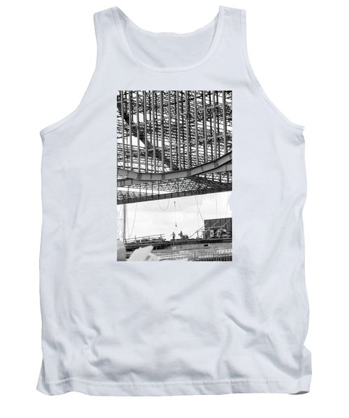 Federal Reserve Construction Tank Top