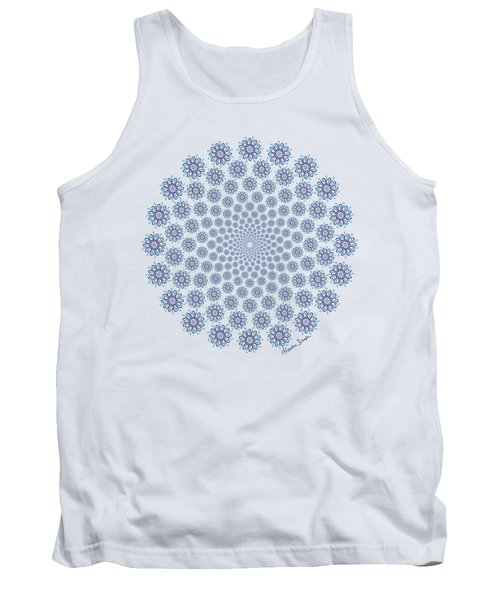 Feeling Blue Tank Top