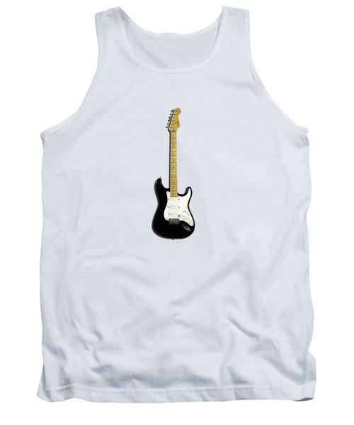 Fender Stratocaster Blackie 77 Tank Top by Mark Rogan