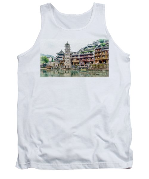 Fenghuang Collection - 1 Tank Top