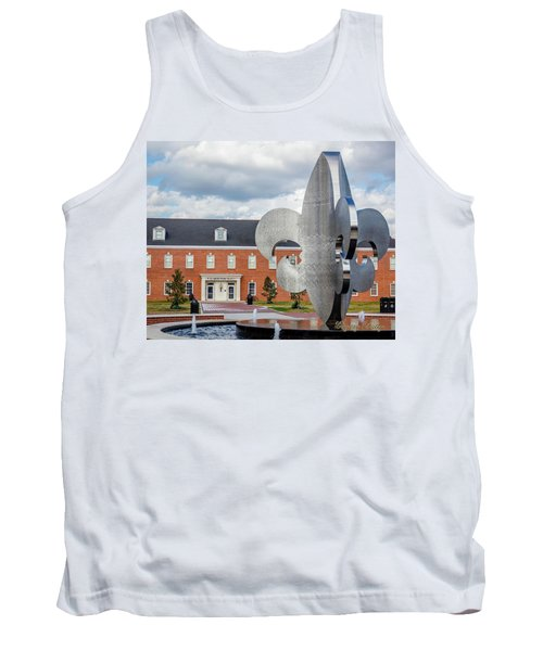 Fg Mouton Hall 02 Tank Top by Gregory Daley  PPSA