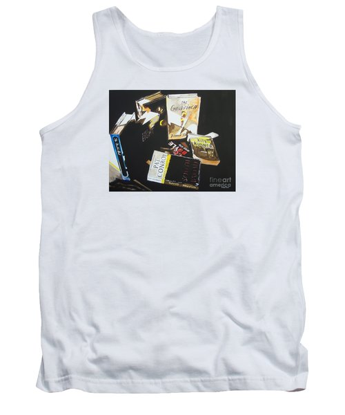 Fictitious Realism Tank Top by Stuart Engel