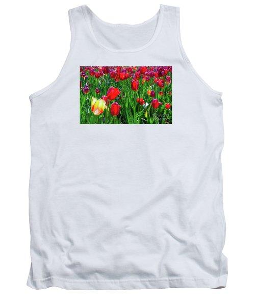Tulip Garden Tank Top