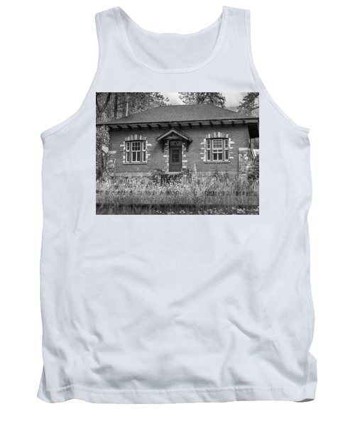 Field Telegraph Station Tank Top