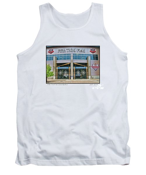 Fifth Third Field Toledo Mudhens Tank Top