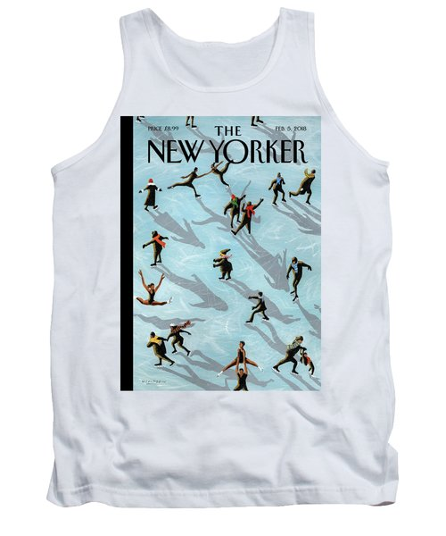 Figured Skaters Tank Top