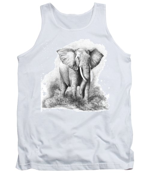 Final Warning Tank Top
