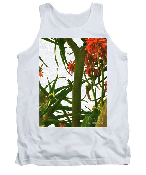Finding Fortune Tank Top by Gem S Visionary