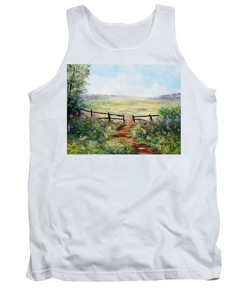 Finding Pasture Tank Top