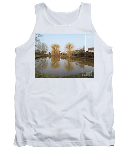 Finningley Pond Tank Top
