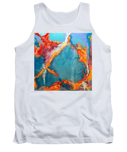 Fire And Ice Tank Top