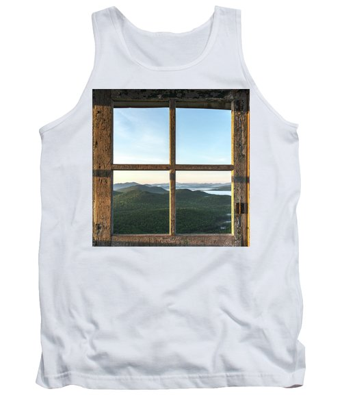 Fire Tower Frame Tank Top