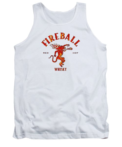 Fireball 1 Tank Top