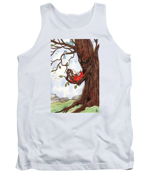 Firmly Rooted Tank Top
