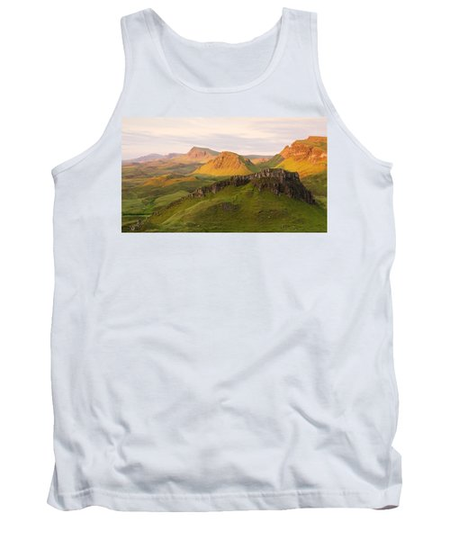First Light On The Quairing  Tank Top