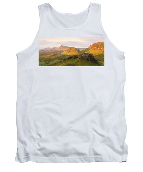 First Light Trotternish Panorama Tank Top