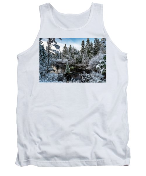 First Snow Tank Top