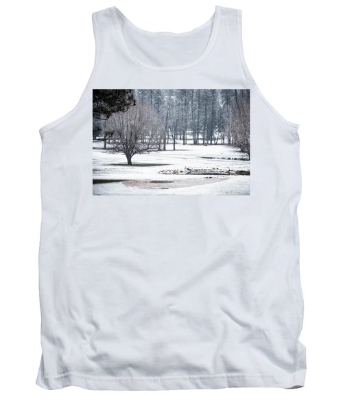 First Snow Tank Top