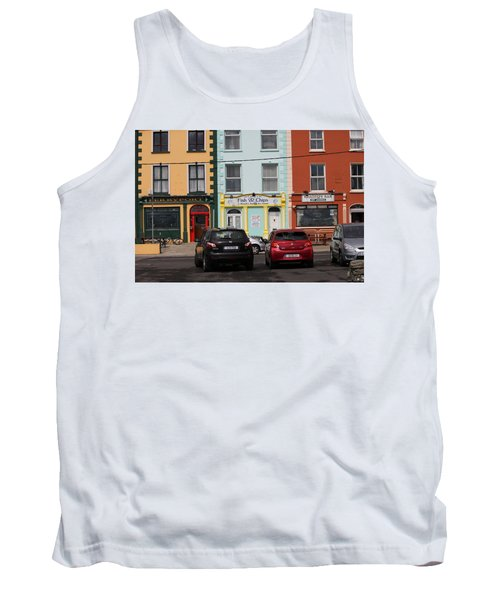 Fish And Chips 4136 Tank Top
