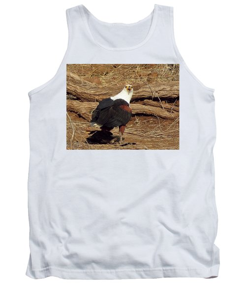 Fish Eagle Tank Top