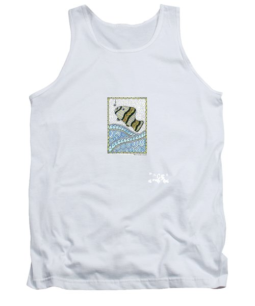 Fish In The Sea Tank Top