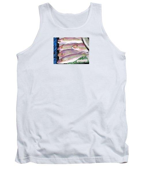 Fish Market Tank Top