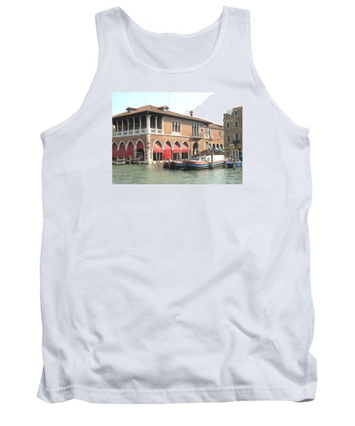 Fish Market Venise Tank Top