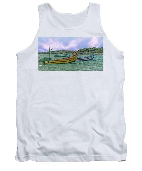Fishermen's Wharf Tank Top
