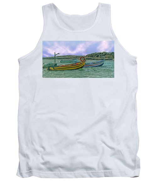 Fishermen's Wharf Tank Top