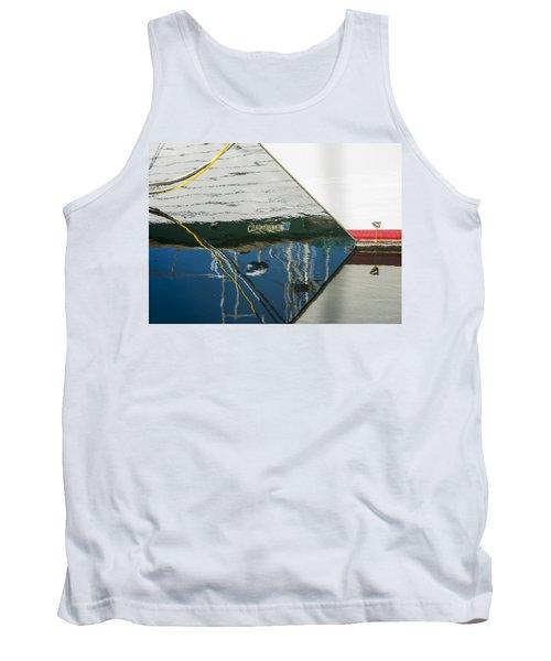 Fishing Boats Tank Top