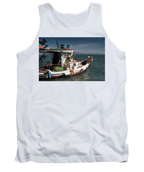 Fishing Tank Top