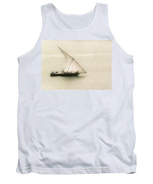 Fishing Dhow Tank Top