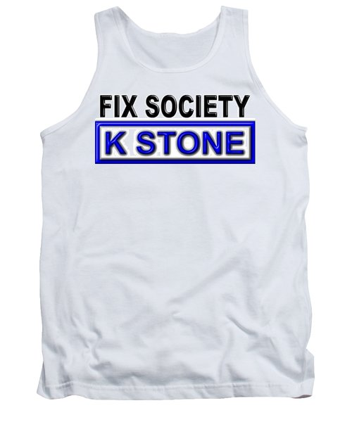 Fix Society 2nd Edition Tank Top