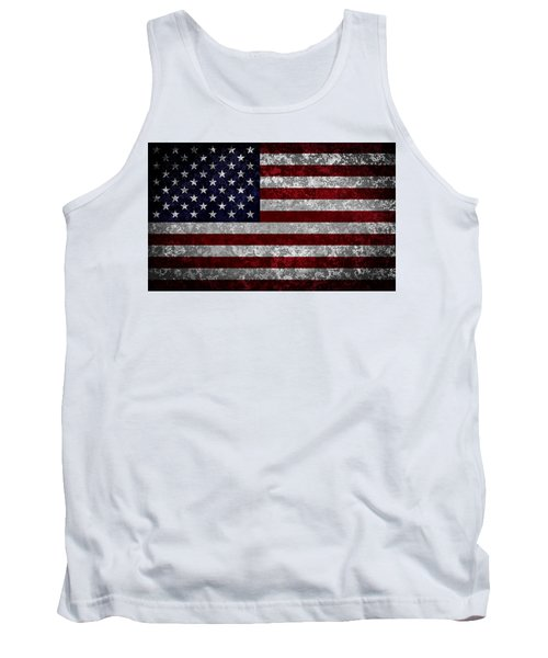Flag Of The United States Tank Top