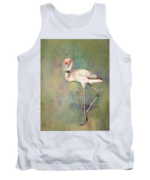 Flamingo Dancing Tank Top