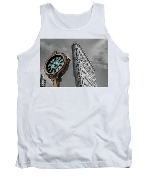 Flatiron Building Tank Top