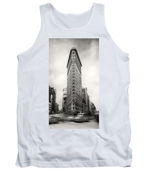 Flatiron District Rush Hour Tank Top