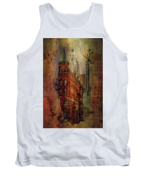 Flatiron Lights Tank Top