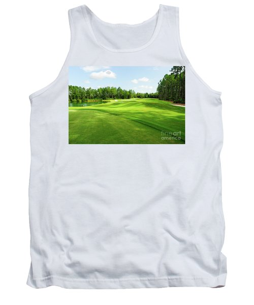 Fleming Island Golf Club Tank Top