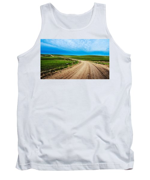 Flint Hills Spring Gravel Tank Top