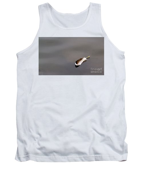 Floating Feather Tank Top