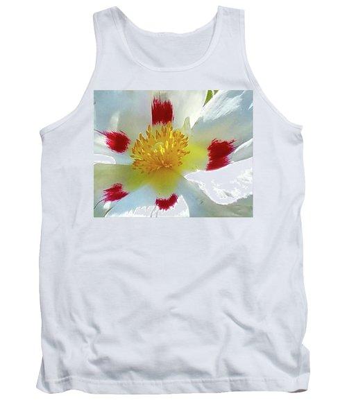 Floral Impressions Tank Top