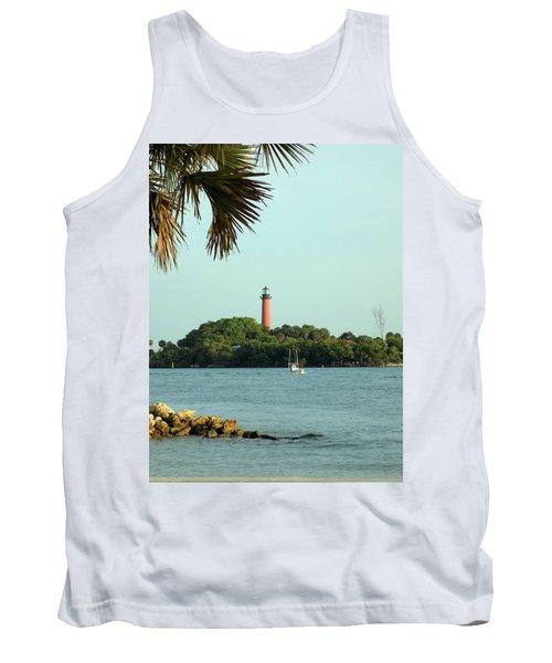 Florida Lighthouse 3 Tank Top