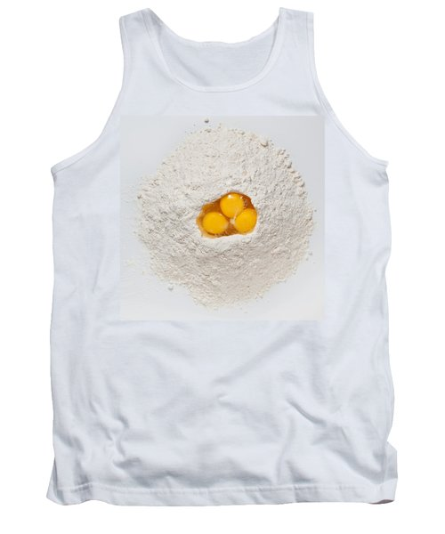 Flour And Eggs Tank Top