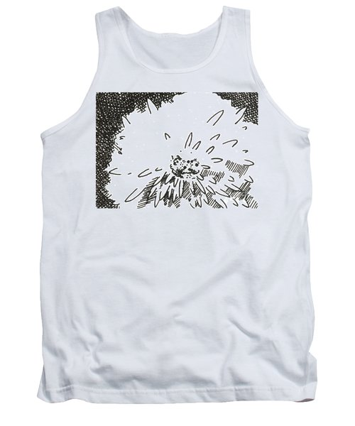 Flower 1 2015 Aceo Tank Top