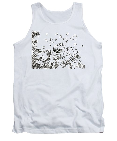 Flower 2 2015 - Aceo Tank Top