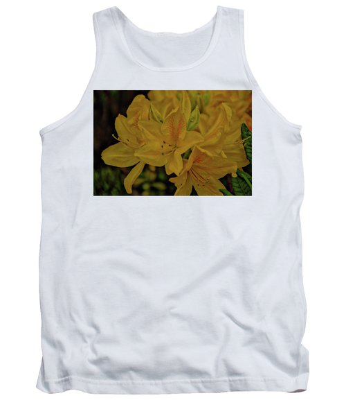 Flower 6 Tank Top
