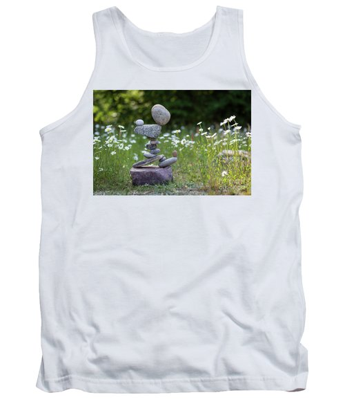 Flower Of Love. Tank Top